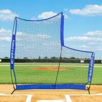 FORTRESS tragbarer Baseball L-Screen