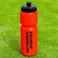 Red Sports Drink Water Bottle (25fl oz)