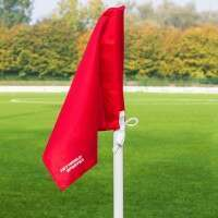 Red Corner Flags [4 Pack]