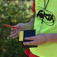 Soccer Referee's Wallet