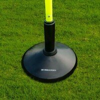 Slalom Pole Rubber Base [5lbs]