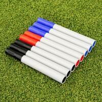 8 Medium Tip Whiteboard Pens [3mm – Black, Blue & Red]