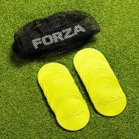 FORZA Mini Flat Disc Markers [Fluorescent Yellow]
