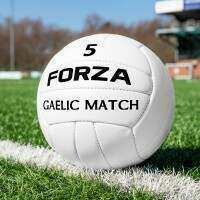 FORZA Match Ballon de Football Gaélique (Taille 5) (Pack de 5)