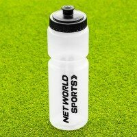 Semi-Translucent Aussie Rules Football Water Bottles (750ml)