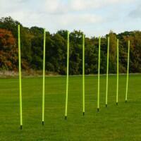 5ft Spring Loaded Slalom Training Poles [25mm]