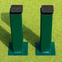 "Square Ground Sleeves For 76mm (3"") Tennis Posts"