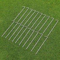 Ultra Heavy Duty Steel Net Pegs - 20 Pack