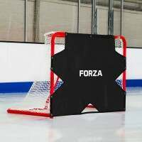 FORZA Ice Hockey Target Sheet - 1.8m x 1.2m