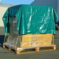 Heavy Duty Tarpaulins [300gsm] - 25ft x 25ft