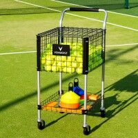 Teaching Tennis Ball Cart [325 Ball Capacity]