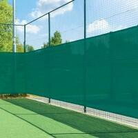 Tennis Court Privacy Screen Nets [18m x 2m - Green]