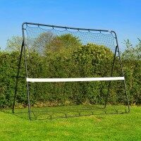 GAA Gaelic Football & Hurling Mega Rebounder Net (9ft x 7ft)