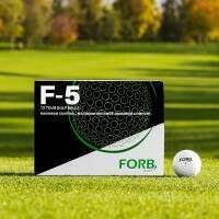 FORB F-5 Golf Balls - Tour Quality Golf Balls [12 Pack]