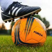 FORZA Training Soccer Ball (Size 5) - Pack of 3