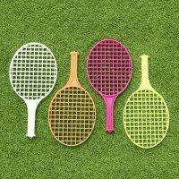 Vermont Kids Tennis Racket Set [Pack Of 4]