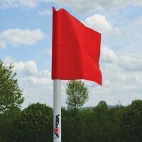 Pro Corner Flag, Pole & Bag [Set of 4]