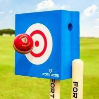 FORTRESS Cricket Måltavla av skummaterial för kastträning