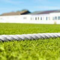 Cricket Boundary Rope [24mm/Half Pitch] - 220m