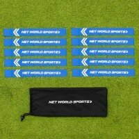 Tag Rugby Belt Set [Blue]