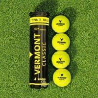 Vermont klassische Tennisbälle 4 Bälle