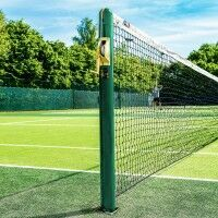 Vermont Round Tennis Posts [With Sockets]