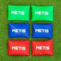 METIS Soft Bean Bags [6 Pack - Multi]