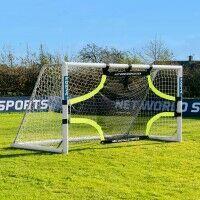 FORZA Pro Soccer Goal Target Sheet - 12 x 6