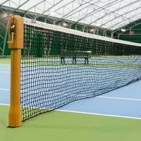 Wooden Tennis Posts [Wimbledon Spec]
