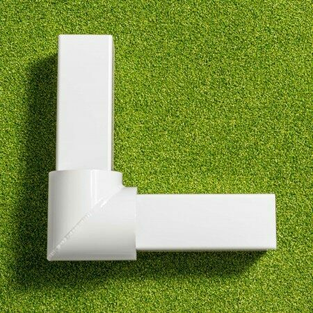 Replacement Upright Parts For FORZA Alu110 Freestanding Goals - Corner Joint & Support