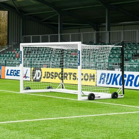 12 x 6 FORZA Alu110 Freestanding Stadium Box Football Goal