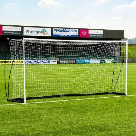16 x 7 FORZA ProFlex Pop Up Football Goal