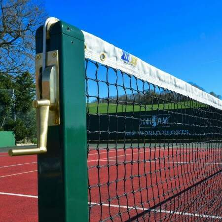 Pickleball Post & Net Package [Tournament Specification]