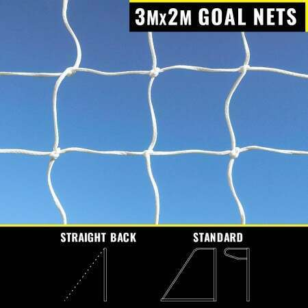 3m x 2m Replacement Football Goal Nets