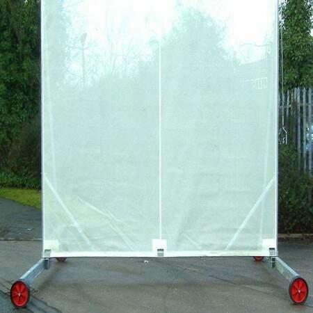 Roller Mesh Sight Screen