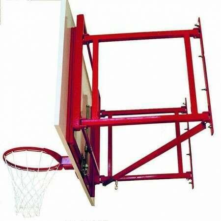 Adjustable Wall Mounted Basketball Backboard (Competition)