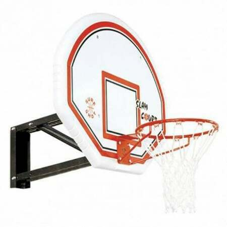 Adjustable Wall Mounted Basketball Backboard (Schools)