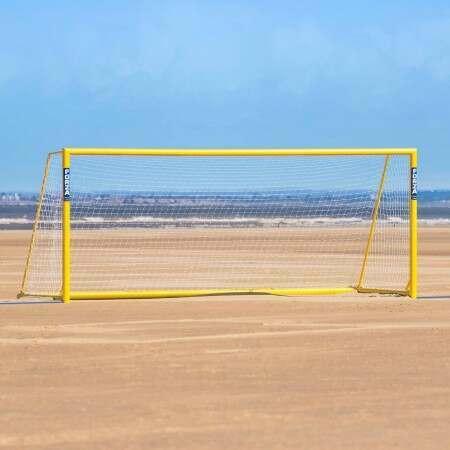 5.5m x 2.2m FORZA Freestanding Alu110 Beach Soccer Goal