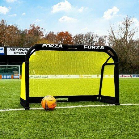 FORZA POD Aluminium Folding Football Goal