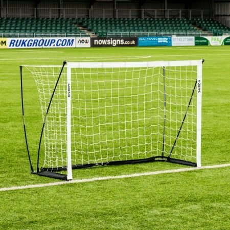 6 x 4 FORZA ProFlex Pop Up Soccer Goal