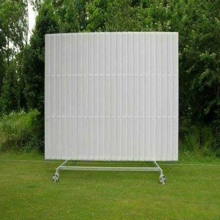 Anti-Vandal Metal Mesh Cricket Sight Screen