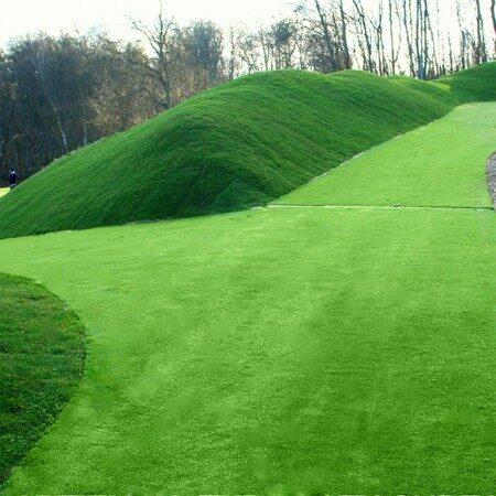 Artificial Grass Golf Walkway
