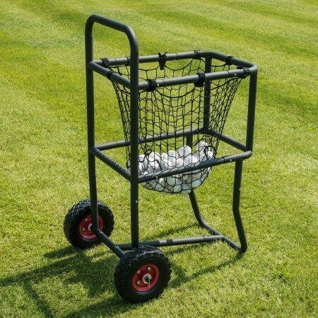 Multi-Sport Ball Carry Cart [Tennis, Hockey, Cricket & Lacrosse]