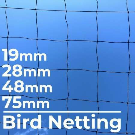 Heavy Duty Bird Netting [All Mesh Sizes]