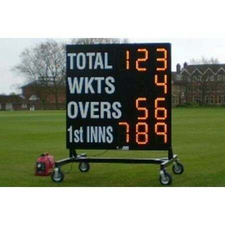 Club Electronic Cricket Scoreboard [1.5m x 1.5m]