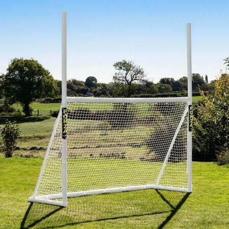 8 x 5 FORZA American Football/Soccer Combination Goal Posts