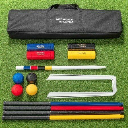 Standard Croquet Set (4 Player)