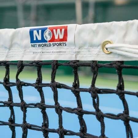 Vermont 3.5mm DT Championship Tennis Net [33ft Singles - 9.5kg]