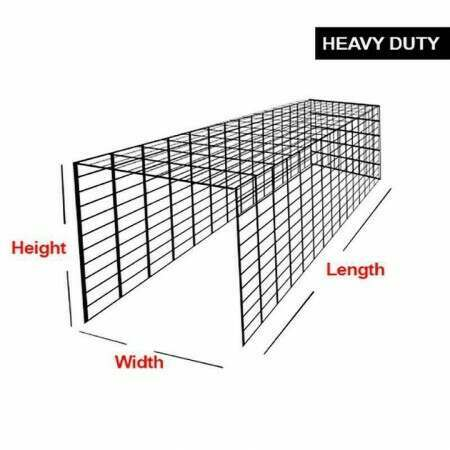 Drop-In Cricket Net [Heavy Duty]