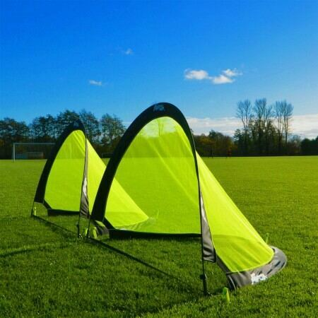 FORZA FLASH Pop-Up Soccer Goals [Pair]